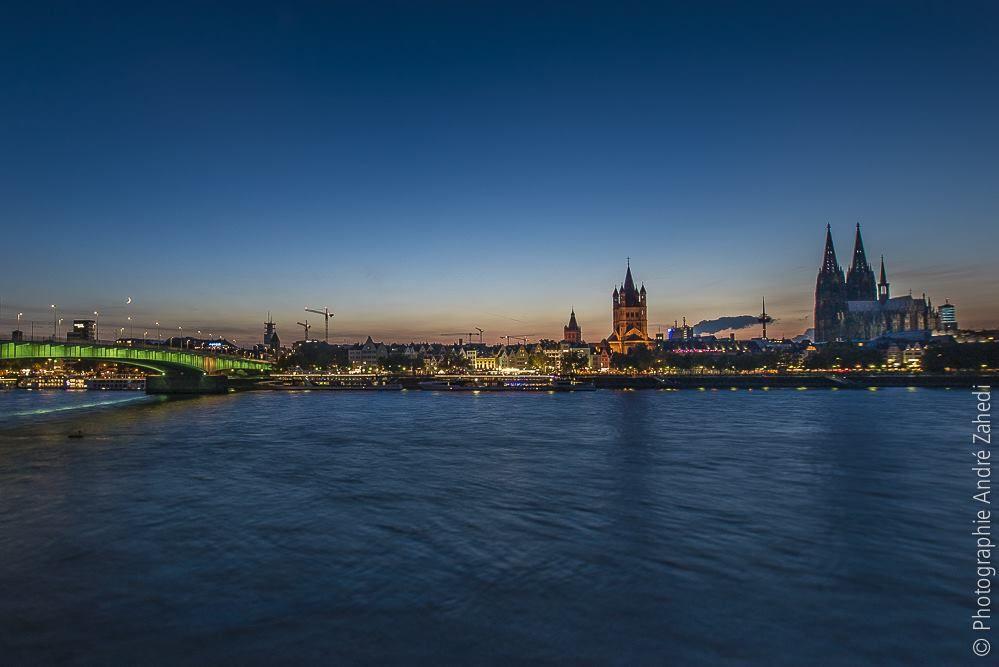 Panorama Köln - André Zahedi
