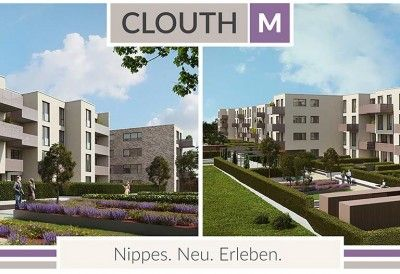 CLOUTH M - Nippes. Neu. Erleben.
