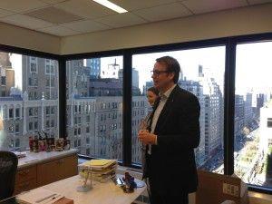 Roland Kampmeyer bei Halstead Property in New York City