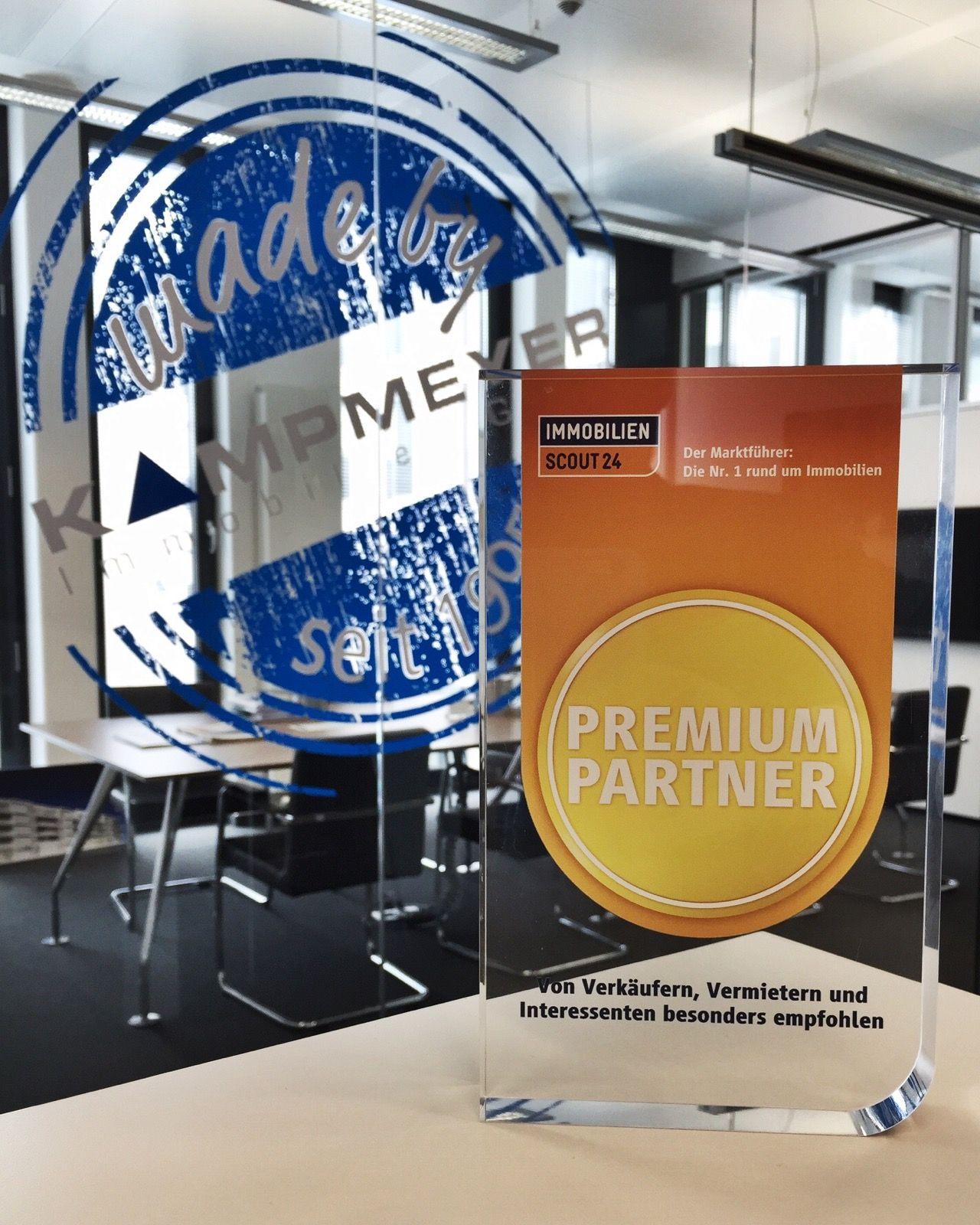 Haus Mieten In Moers Immobilienscout24: KAMPMEYER Ist ImmobilienScout24 Premium-Partner 2013