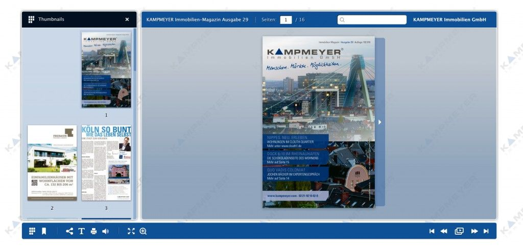 virtuelles KAMPMEYER-Magazin 29
