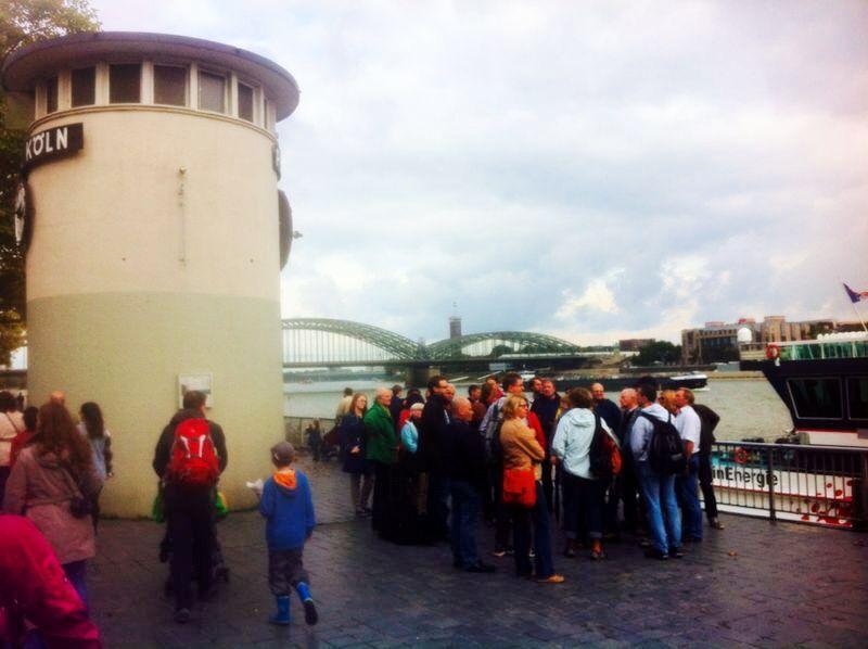 Tag des offenen Denkmals - Kölner Brücken