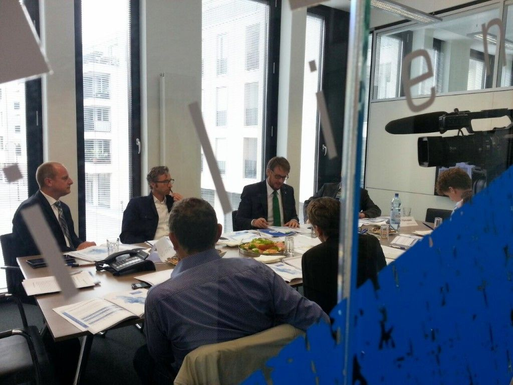 Pressekonferenz KAMPMEYER-Analyse 2014