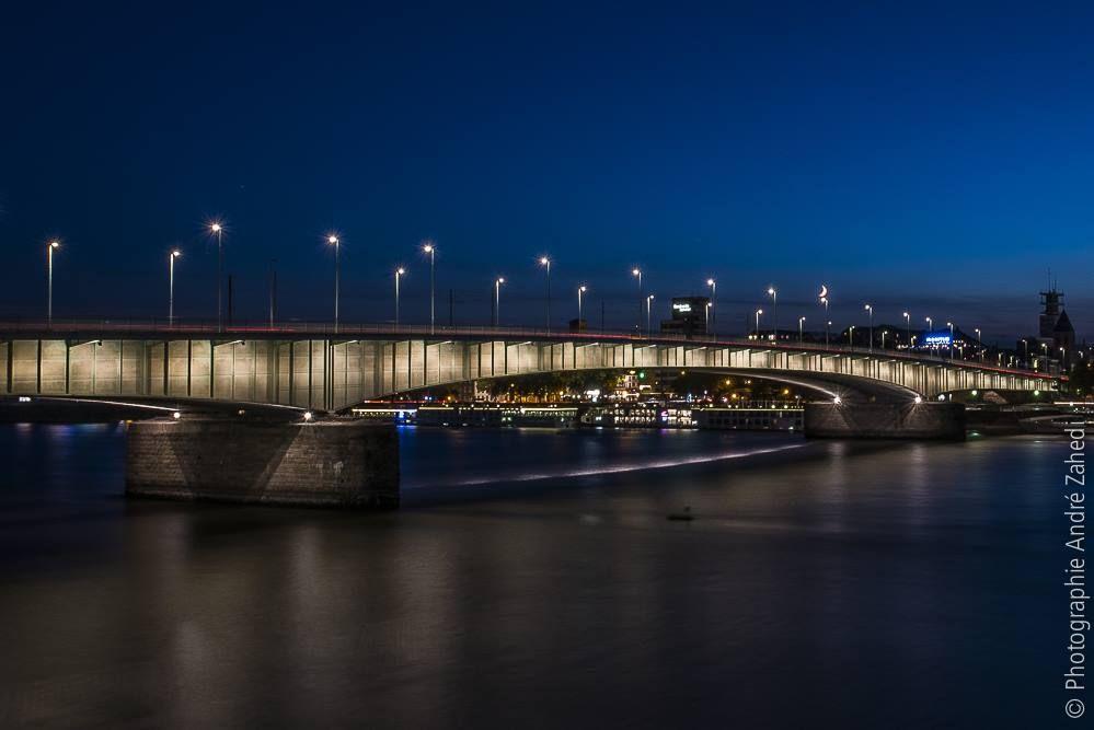 Köln und seine Brücken - André Zahedi