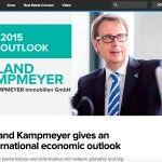 Ausblick 2015 – Elf Fragen an Roland Kampmeyer