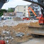 BONNER WALL 118 – Die Abbrucharbeiten sind beendet