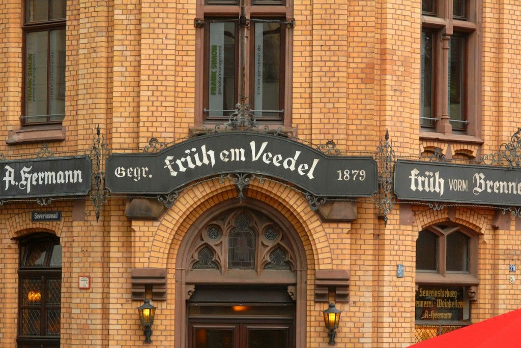 Köln Südstadt Früh Em Veedel