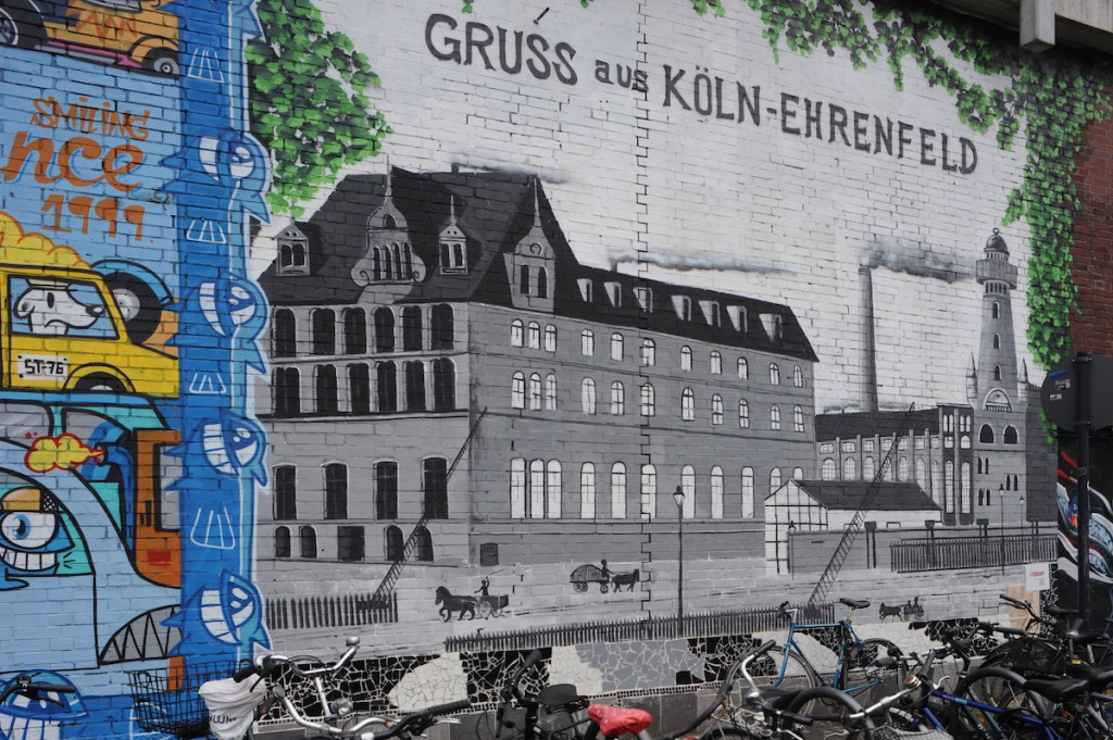 Ehrenfeld Bahnhof