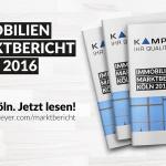 Immobilienmarktbericht 2016: Kaufpreise Eigentumswohnungen Köln [KARTE]