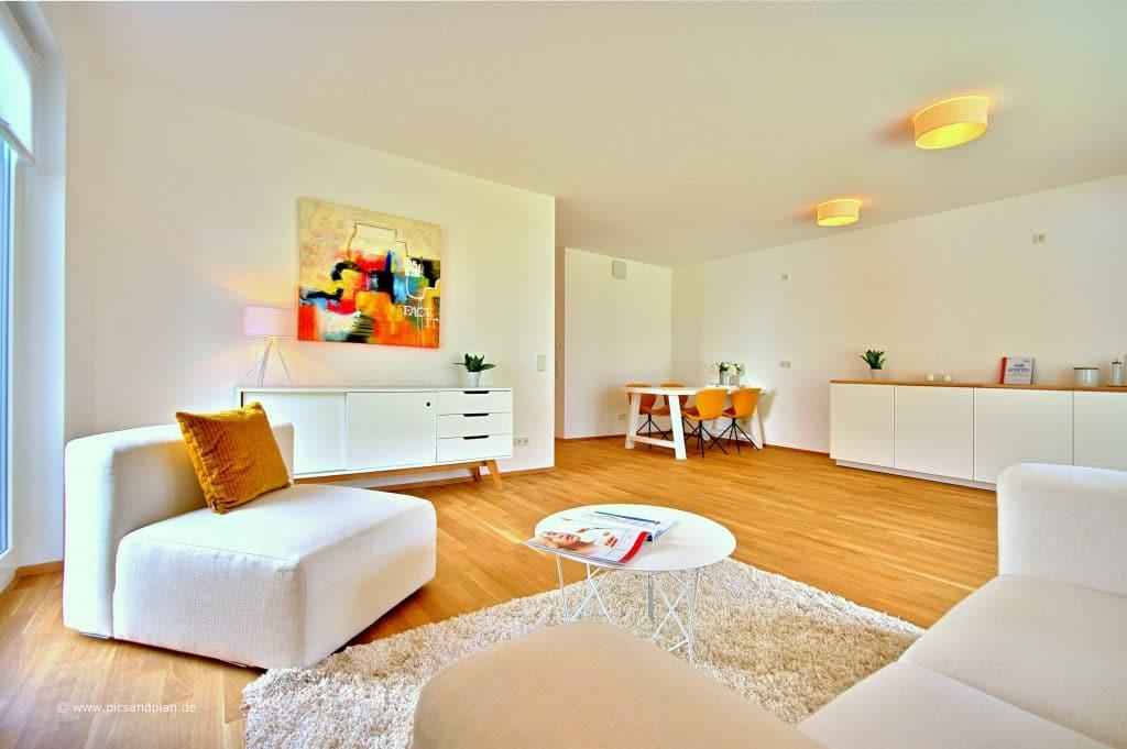 Home-Staging - KAMPMEYER Immobilien GmbH