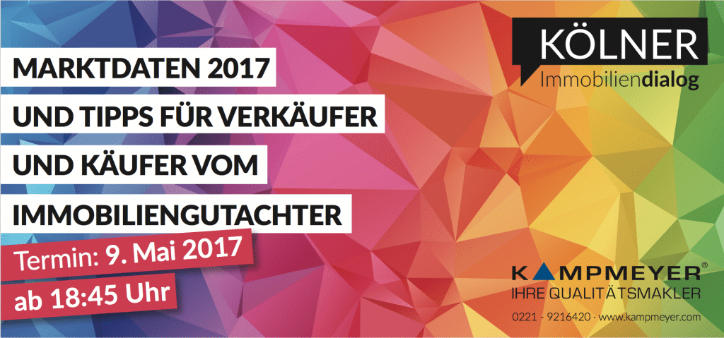 Kölner Immobiliendialog 2017