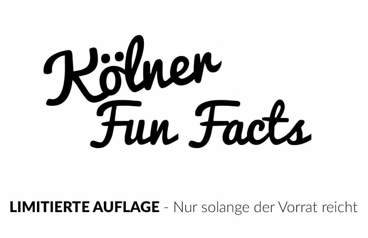 Kölner Fun Facts