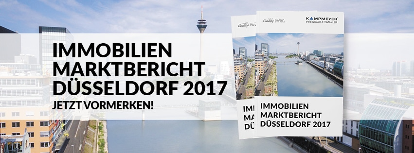 Marktbericht Düsseldorf vormerken